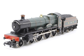R2019-PO06 Saint Class 4-6-0 'Saint Patrick' 2927 in GWR Green - Pre-owned - noisy runner - imperfect box