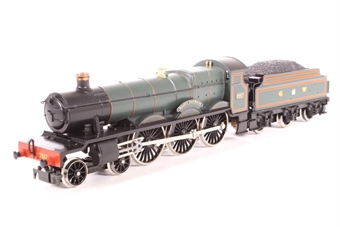 R2019-PO Saint Class 4-6-0 'Saint Patrick' 2927 in GWR Green - Pre-owned - sold as seen- non runner