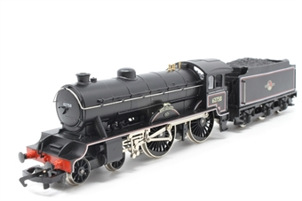 R2021-PO05 Hunt Class D49/1 4-4-0 'The Cattistock' 62758 in BR Black - Pre-owned - noisy runner -  imperfect box