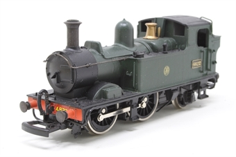 R2026C-PO04 Class 14XX 0-4-2T 4822 in GWR Green - Pre-owned - renumbered - missing one coupling hook - Imperfect box