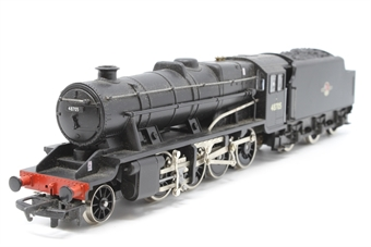 R2055-PO01 Class 8F 2-8-0 48705 in BR Black - Pre-owned - Like new, replacement box