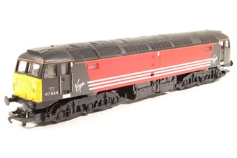 R2061A Class 47 47844 in Virgin Livery