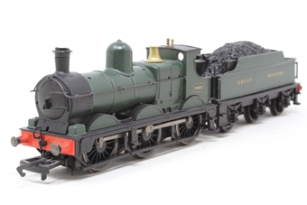 R2064-PO06 Dean Goods 0-6-0 2468 in GWR Green - Pre-owned - noisy runner
