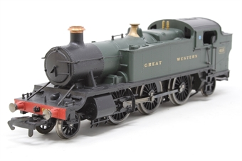R2098-PO06 Class 61xx 2-6-2 6113 in GWR green - Pre-owned - Like new
