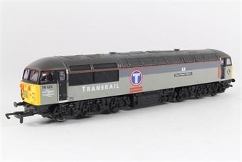 R2107B Class 56 56127 Transrail Grey
