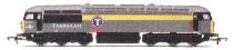 R2107 Class 56 56047 in Transrail Dutch Livery