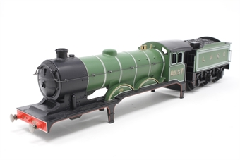 R2156A-PO02 Class B12 4-6-0 8537 in LNER Green - Pre-owned - sold as seen, missing chassis and motor for locomotive, imperfect box