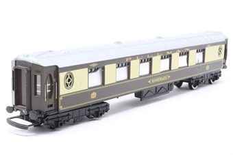 R217Pullman-PO04 Pullman First Class Parlour Car Rosemary - Pre-owned - Paint chipping on body sides, marks on roof, damage to some window panes, curtains added, replacement box