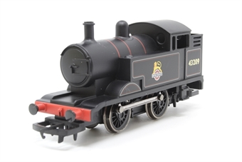 R2184-PO01 Class 06 Shunter 06003 in Railfreight Grey - Pre-owned - imperfect box