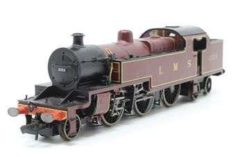 R2224-PO08 Class 4P 2-6-4T 2311 in LMS Lined Maroon - Pre-owned - DCC fitted