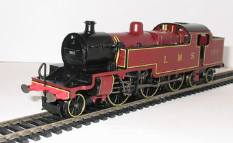R2224 Class 4P 2-6-4T 2311 in LMS Lined Maroon