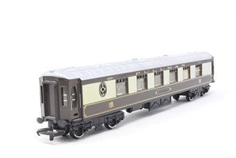 R223-PO83 Pullman Parlour Car - Pre-owned - name removed- faded paintwork - imperfect box
