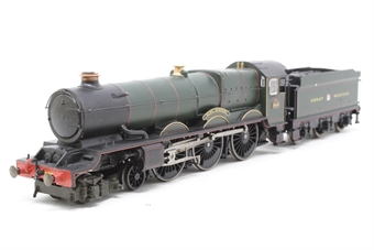 """R2233-PO07 King class 4-6-0 """"King Stephen"""" in GWR green - Pre-owned - Like new"""