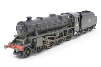 "R2258-PO15 Class 5MT ""Black 5"" 4-6-0 44781 in BR black with late crest - weathered - Pre-owned - Like new"
