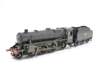 """R2258-PO17 Class 5MT """"Black 5"""" 4-6-0 44781 in BR black with late crest - weathered - Pre-owned - DCC fitted, replacement box"""