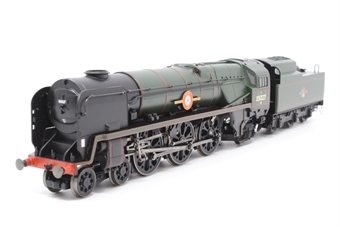 "R2268-PO09 Merchant Navy 4-6-2 35027 ""Port Line"" in BR green - Pre-owned - Like new"