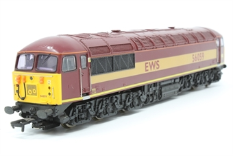 R2288A-PO01 Class 56 56059 in EWS livery - Pre-owned - marks on bodywork - imperfect box