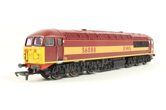 R2288C Class 56 56088 in EWS Livery