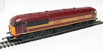 R2288D Class 56 56058 in EWS Livery