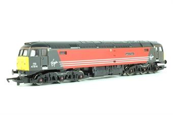 R2289B Class 47 47841 'Spirit of Chester' in Virgin Livery