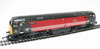 "R2289C Class 47 47741 ""Resilient"" in Virgin Red"