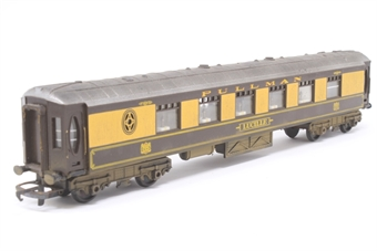 R229-PO23 Pullman First Class Parlour Car Lucille - Pre-owned - weathered, damage to one corridor end, replacement box
