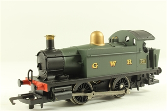 R2304 GWR Great Western 0-4-0 Class 101 Holden tank No.101. Special edition for Hornby Collectors Club from 2002