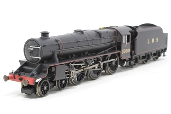 "R2323-PO02 Class 5MT ""Black Five"" 4-6-0 5000 in LMS lined black - Pre-owned - Like new"