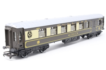 R233-PO50 Pullman 3rd Class Parlour Brake Coach Car No 78 - Pre-owned - faded running number- imperfect box