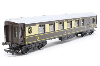 R233-PO51 Pullman 3rd Class Parlour Brake Coach Car - Pre-owned - marks on body and roof - imperfect box