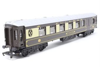 R233-PO61 Pullman 3rd Class Parlour Brake Coach Car No 78 - Pre-owned - damaged paintwork