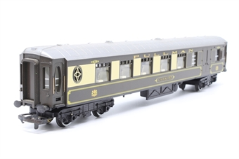 R233-PO70 Pullman 3rd Class Parlour Brake Coach Car No 77 - Pre-owned - renumbered, minor marks on roof and body sides