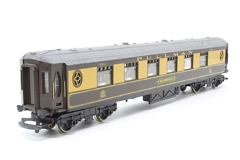R233-PO72 Pullman dining ''Rosemary''  - Pre-owned - renamed - repainted roof, some paint chipped- imperfect box