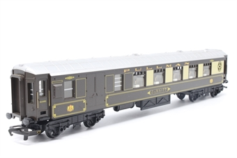 R233-PO76 Pullman 3rd Class Parlour Brake Coach Car No 77 - Pre-owned - wear to printing- imperfect box