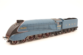"""R2339-PO24 Class A4 4-6-2 4468 """"Mallard"""" in LNER Blue - Pre-owned - DCC fitted, missing detail pack"""