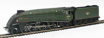 """R2340 Class A4 4-6-2 60031 """"Golden Plover"""" in BR Green with late crest"""