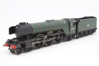 """R2342-PO09 Class A3 4-6-2 60077 """"The White Knight"""" in BR Green - Pre-owned - Like new £104"""