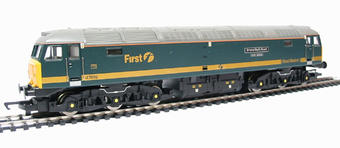 R2352 Class 47 47816 'Bristol Bath Road' in First Great Western livery
