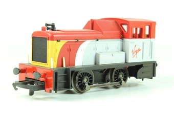 R2375 Class 06 Shunter in Virgin Trains livery - Collectors club limited edition