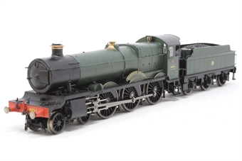 "R2402-PO13 Grange Class 4-6-0 ""Hardwick Grange"" 6818 in GWR Green - Pre-owned - Like new"