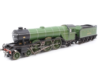 "R2405-PO06 Class A1 4-6-2 1470 ""Great Northern"" in LNER Green - Pre-owned - DCC fitted, damaged valve gear"