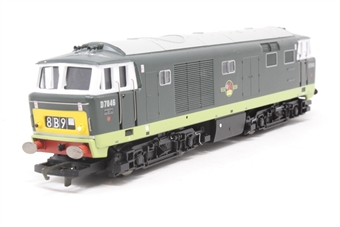 R2410-PO04 Class 35 Hymek D7046 in BR 2 tone green - Pre-owned - Poor runner, glue mark on roof