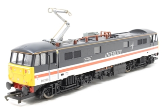 "R2415-PO01 Class 86 86235 ""Novelty"" in InterCity grey livery - Pre-owned - Like new"