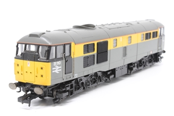 R2421-PO09 Class 31 31110 in Civil Engineers' Dutch Livery - Pre-owned - DCC fitted