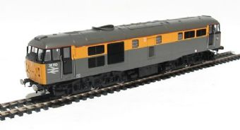 R2421 Class 31 31110 in Civil Engineers' Dutch Livery