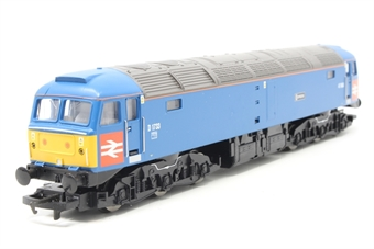 R2422-PO01 Class 47 47853/D1733 in Riviera Trains XP64 blue - Pre-owned - Like new - imperfect box