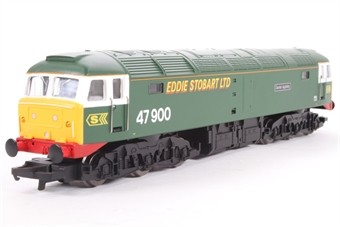 R2433 Class 47 in Eddie Stobart livery. Ltd Edition of 1000 from 2004 for the Eddie Stobart club