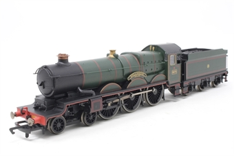 "R2459-PO03 Castle Class 4-6-0 ""Wellington"" 5075 in GWR Green - Pre-owned - Like new"