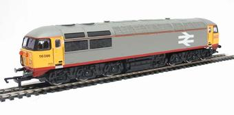 R2476B Class 56 56088 in Railfreight red stripe Livery