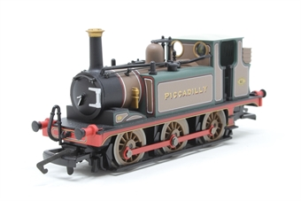 """R2483-PO04 AIX class 0-6-0T Terrier """"Piccadilly"""" in LBSC livery - Pre-owned - Like new, Imperfect box £60"""